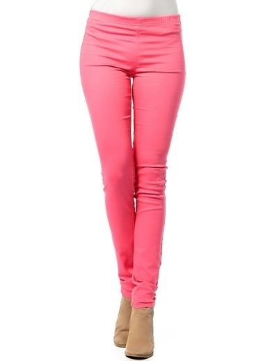 Vero Moda Vero Moda Pantolon Pembe